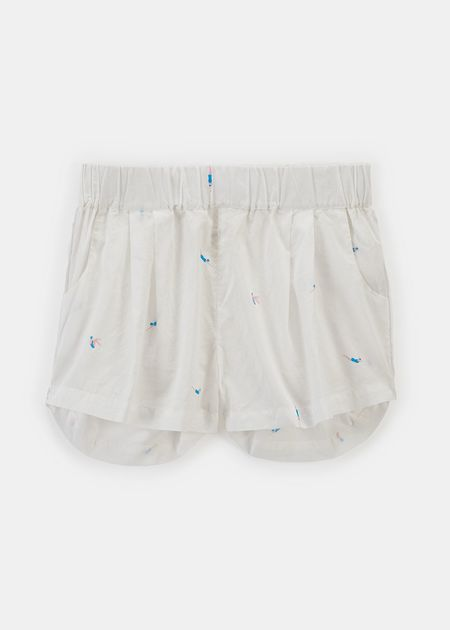 Thinking Mu Organic Cotton Sleep Short $48