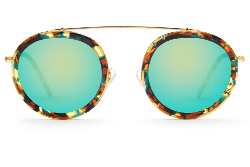 Sunglasses by Krew $275