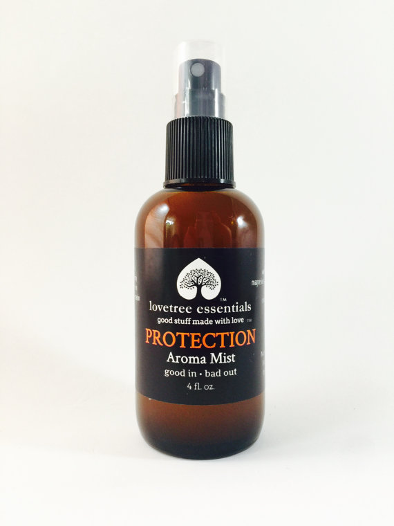 Lovetree Essentials Aroma Mist in Protection $8