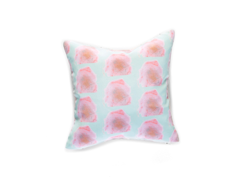 Aquarelle Maison Printed Pillow $160