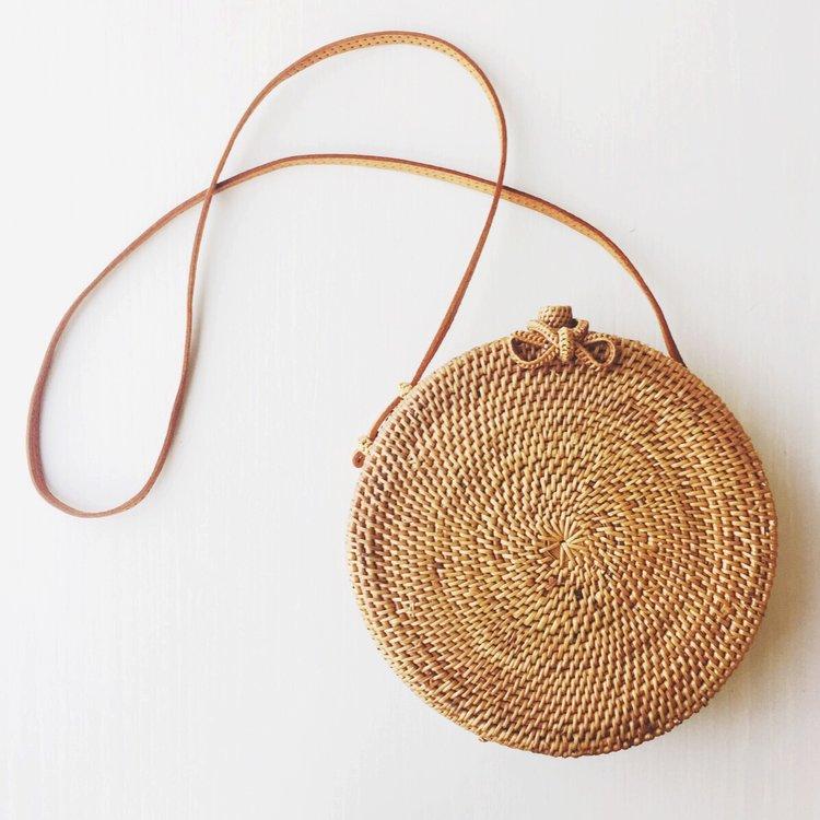 Bembien Woven Bag $185