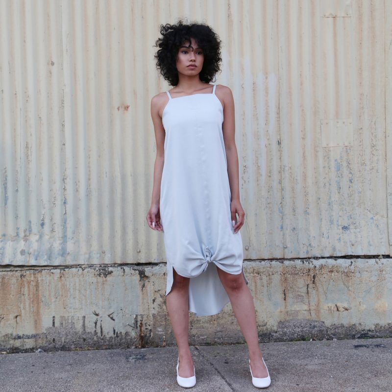 Hackhouse Convertible Tank Dress $310