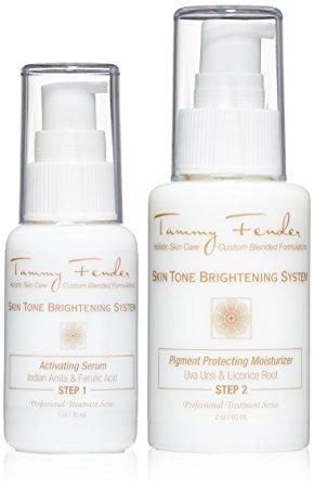 Tammy Fender Skin Tone Brightening System $185
