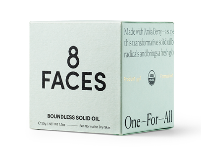 8 Faces Boundless Solid Oil $88