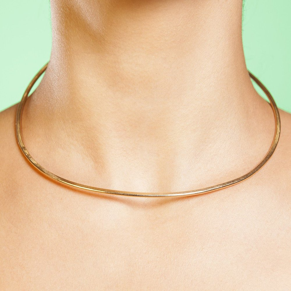 "Lillianna ""Sound"" Collar with Intention $205"