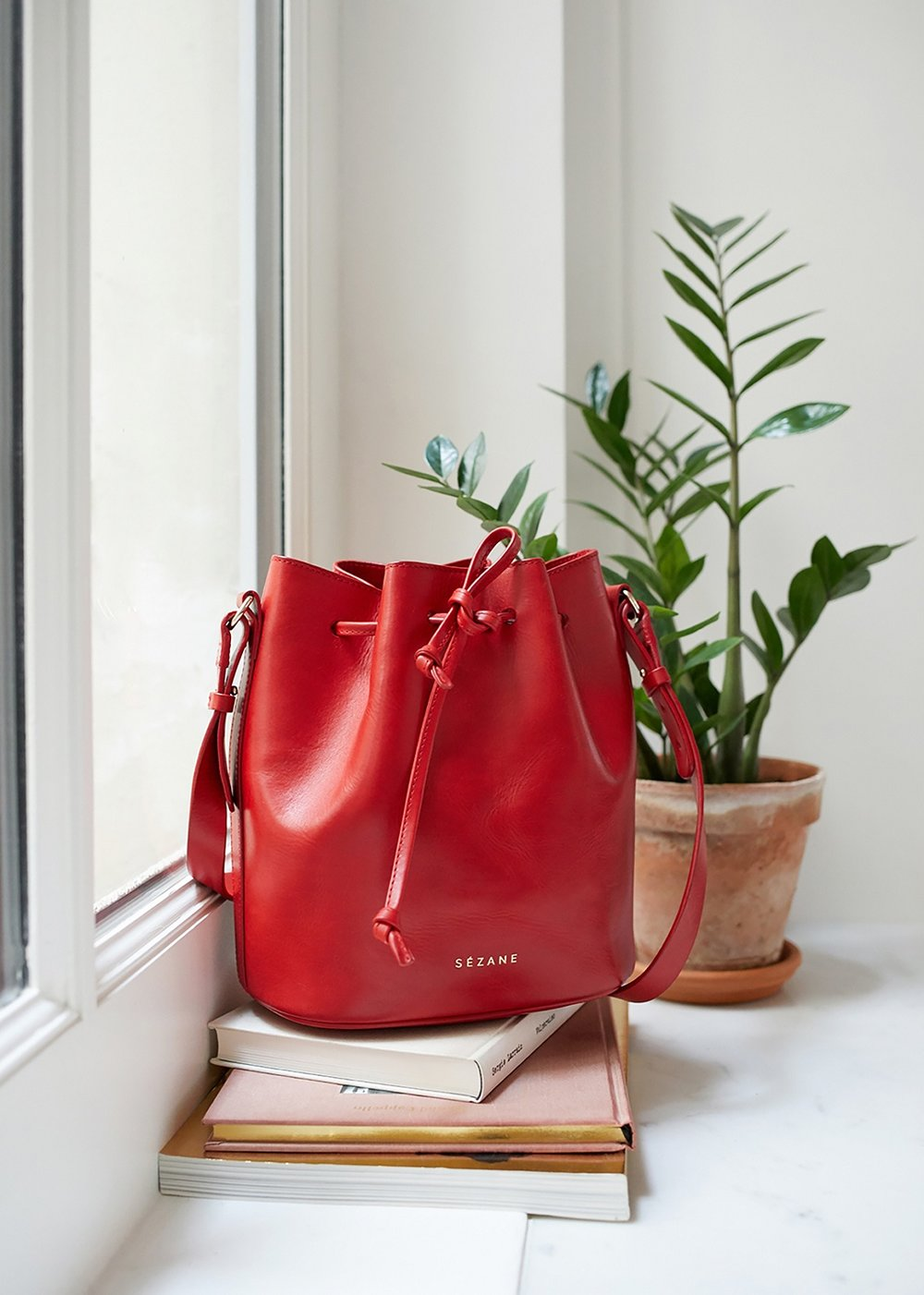 Sezane Farrow Bag $280