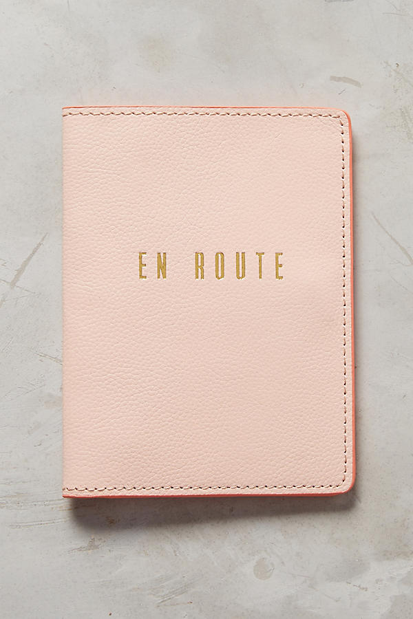 En Route Passport Cover $26