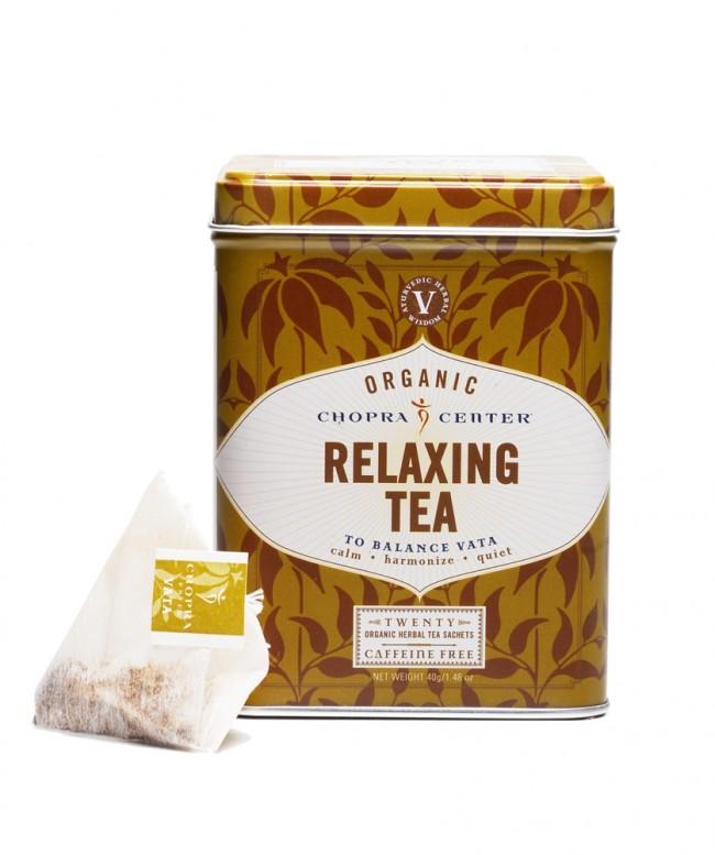 Chopra Center Vata Balancing Tea $18