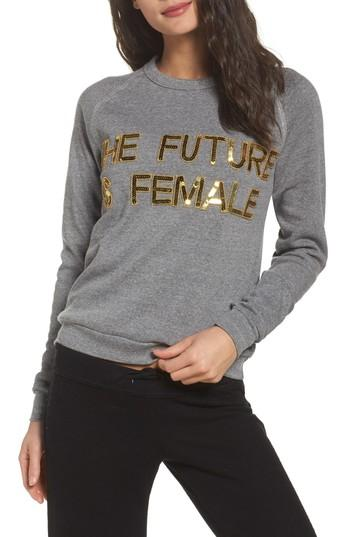 Future is Female Sweatshirt $68