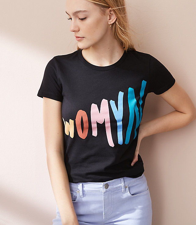 The Style Club Womnyn Tee $39
