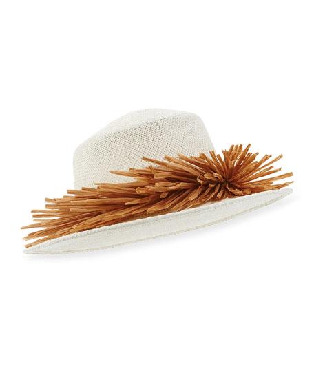 Gigi Burris Straw Hat $400