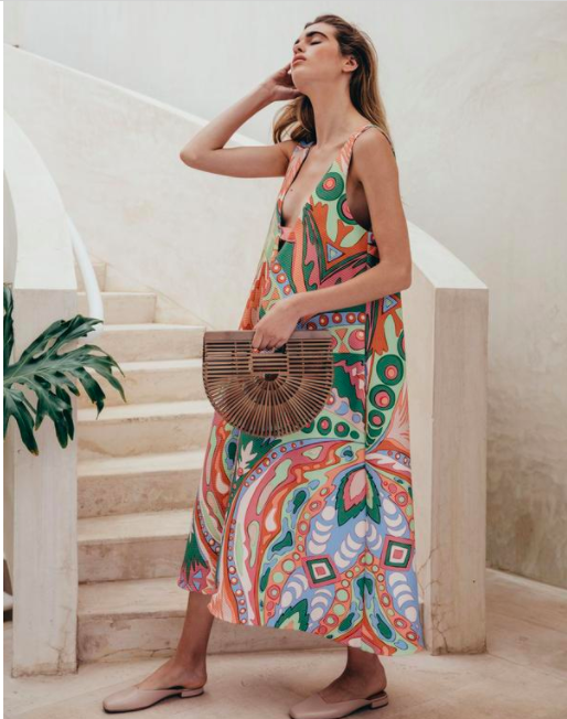 Cult Gaia Eden Dress SALE $433