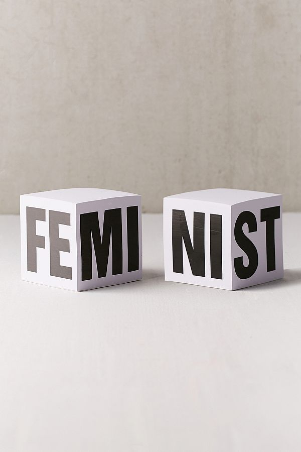 Urban Outfitters Feminist Notepad $8