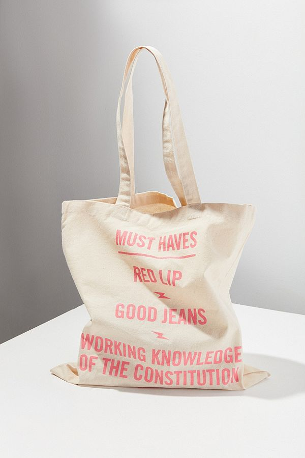 Teen Vogue x UO Essentials Tote $16
