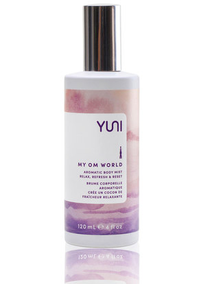 Om World Body Mist $28