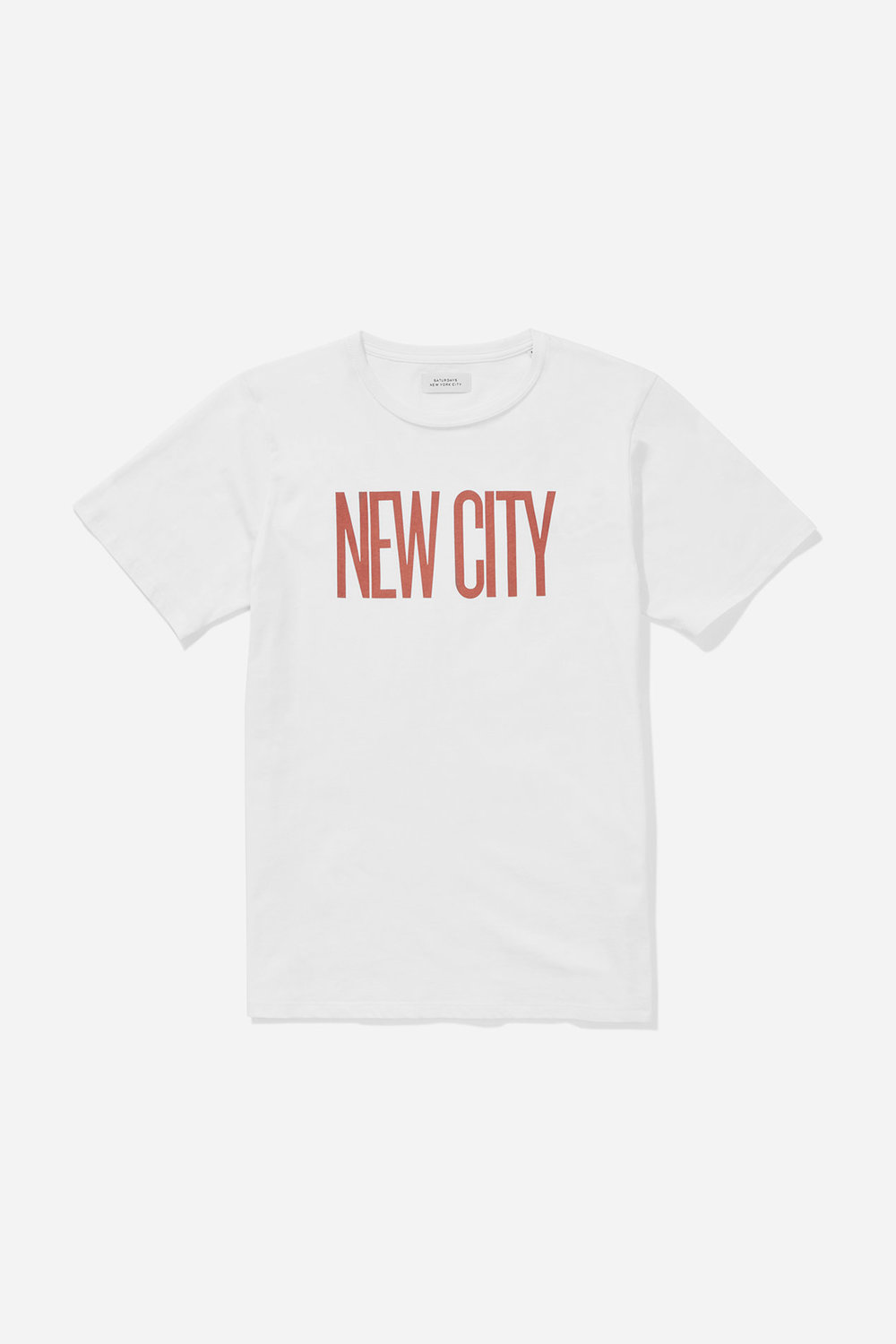 Saturday's New City Tee $48