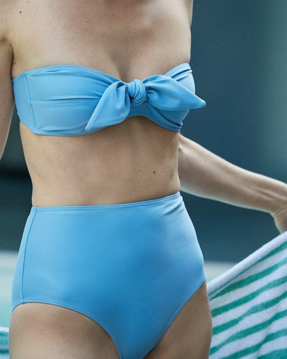 Ephemera Bandeau Bikini $190
