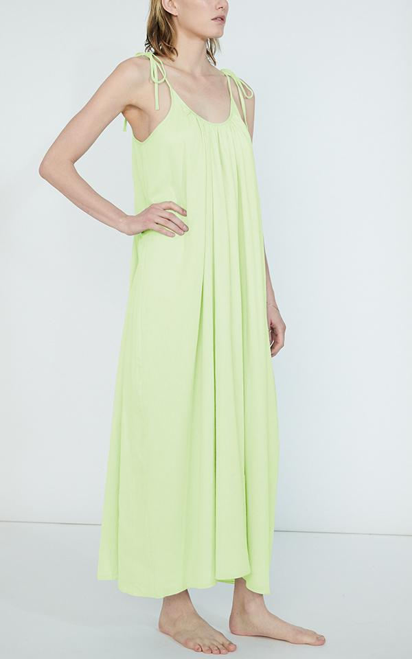 Loup Charmant Cotton Maxi Slip Cotton $195