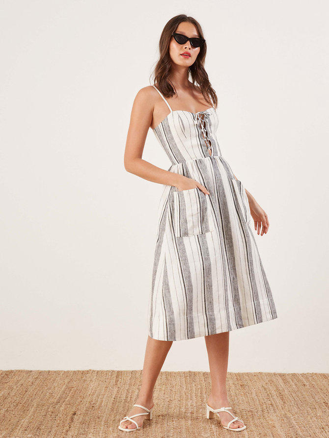 Reformation Ellen Dress SALE $131