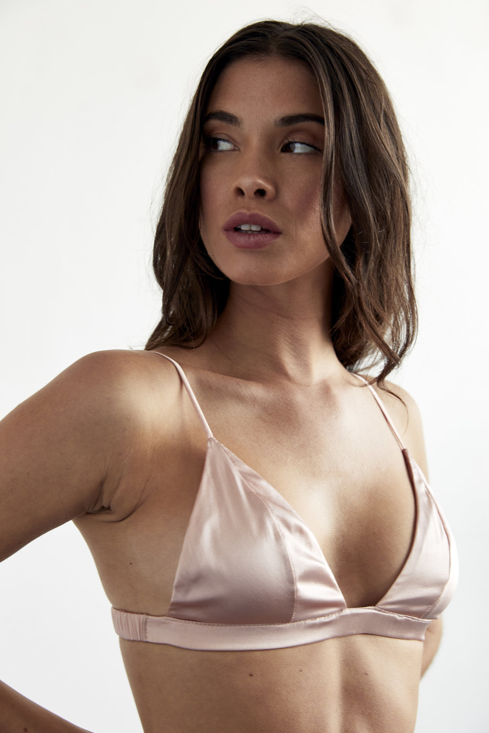 LARISSA KATE Silk Lingerie $80 and up