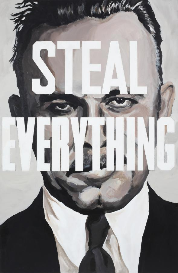 12-Steal Everything 2011 48x72.jpg