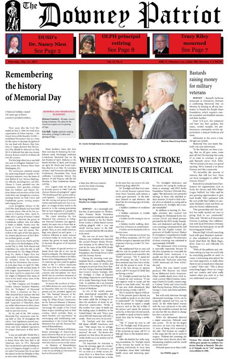 Vol. 12, No. 6, May 23, 2013