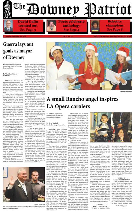 Vol. 11, No. 35, December 13, 2012