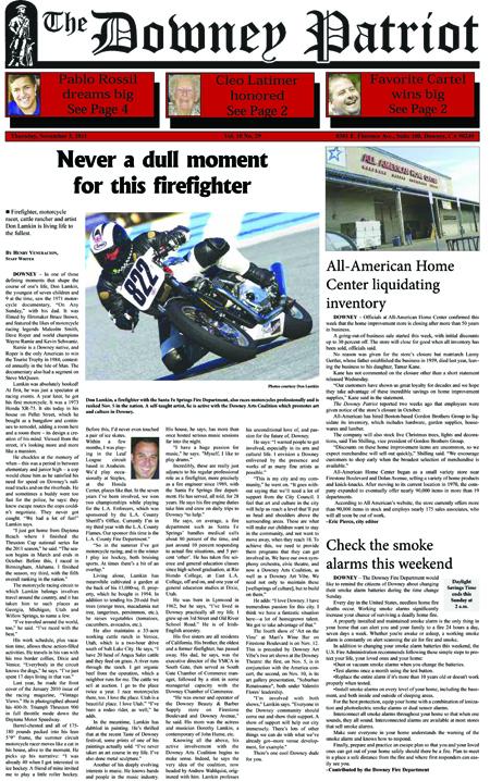Vol. 10, No. 29, November 3, 2011