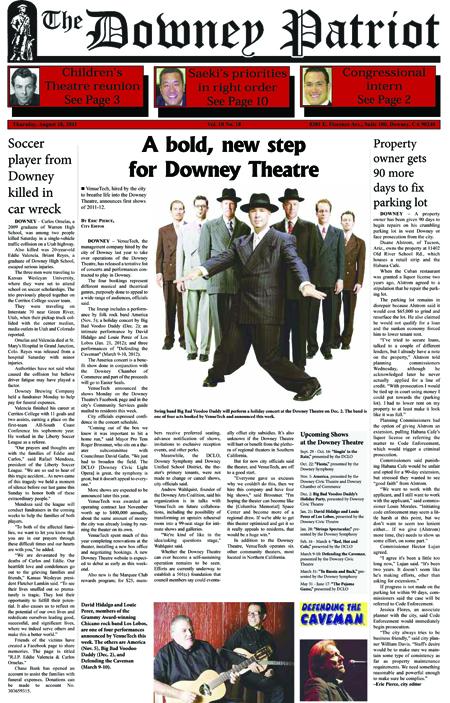 Vol. 10, No. 18, August 18, 2011