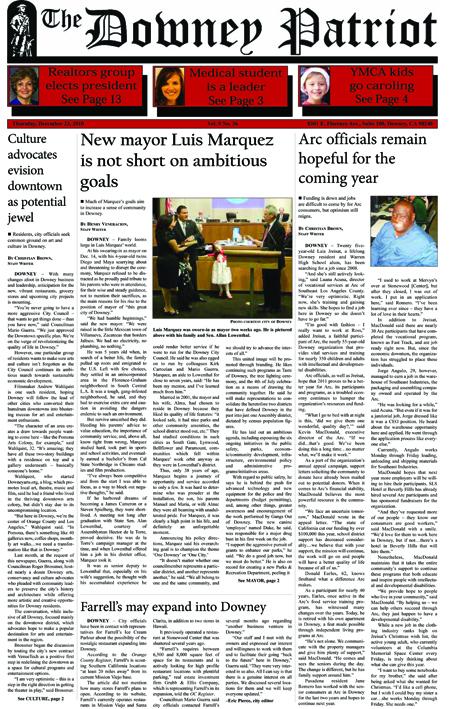 Vol. 9, No. 36, December 23, 2010