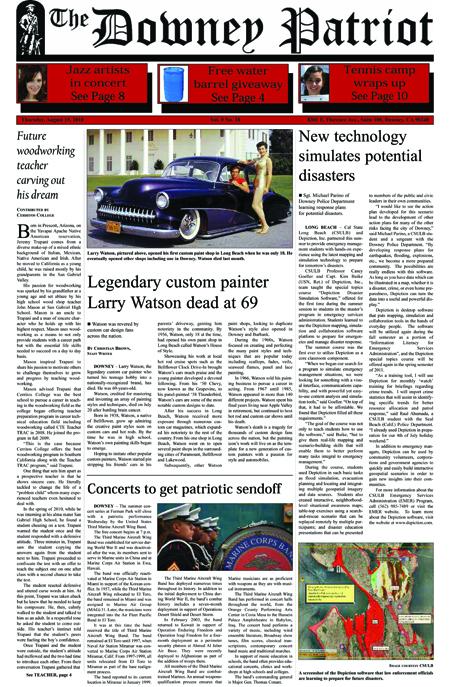 Vol. 9, No. 18, August 19, 2010
