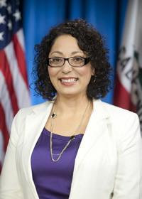 Assemblymember Cristina Garcia