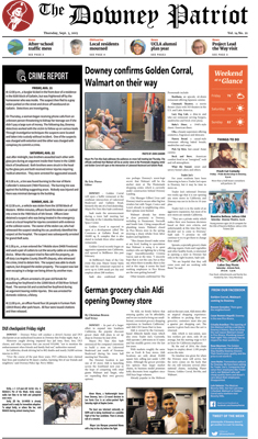 VOL 14, NO 21, SEPTEMBER 3, 2015