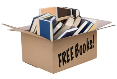 How to do a book giveaway