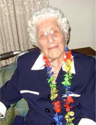 Gwendolyn (Gwen) Roberta Egge