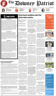 VOL 14, NO 29, OCTOBER 29, 2015