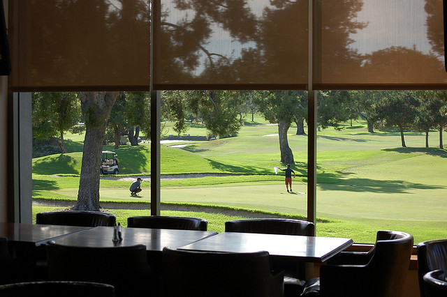 Hacker's was named No. 2 on the list of best 19th hole restaurants by Southland Golf Magazine. Photo by Steve Mansell, DowneyDailyPhotos.com