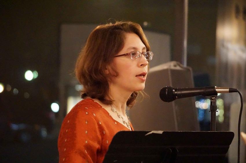 Photo: Arlington Author Salon