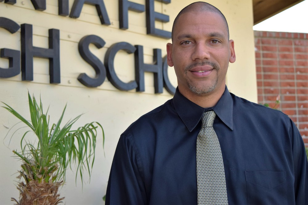 Craig Campbell, assistant principal of curriculum and instruction at Santa Fe High School, will helm the Santa Fe Chiefs as school principal. Campbell is a 1997 graduate of Santa Fe.