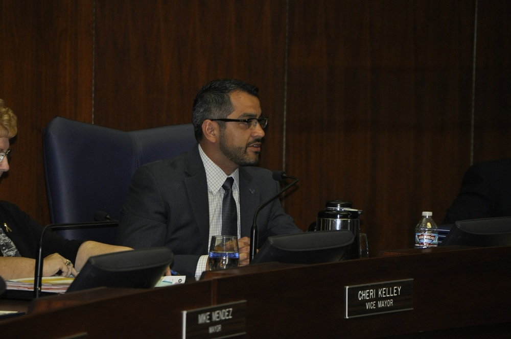 Marcel Rodarte resigned from the Norwalk City Council effective July 1. Photo courtesy city of Norwalk