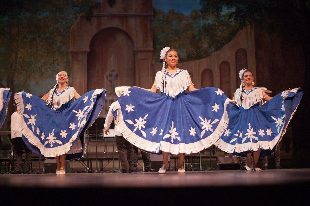 Grupo Folklorico Mexcaltitan