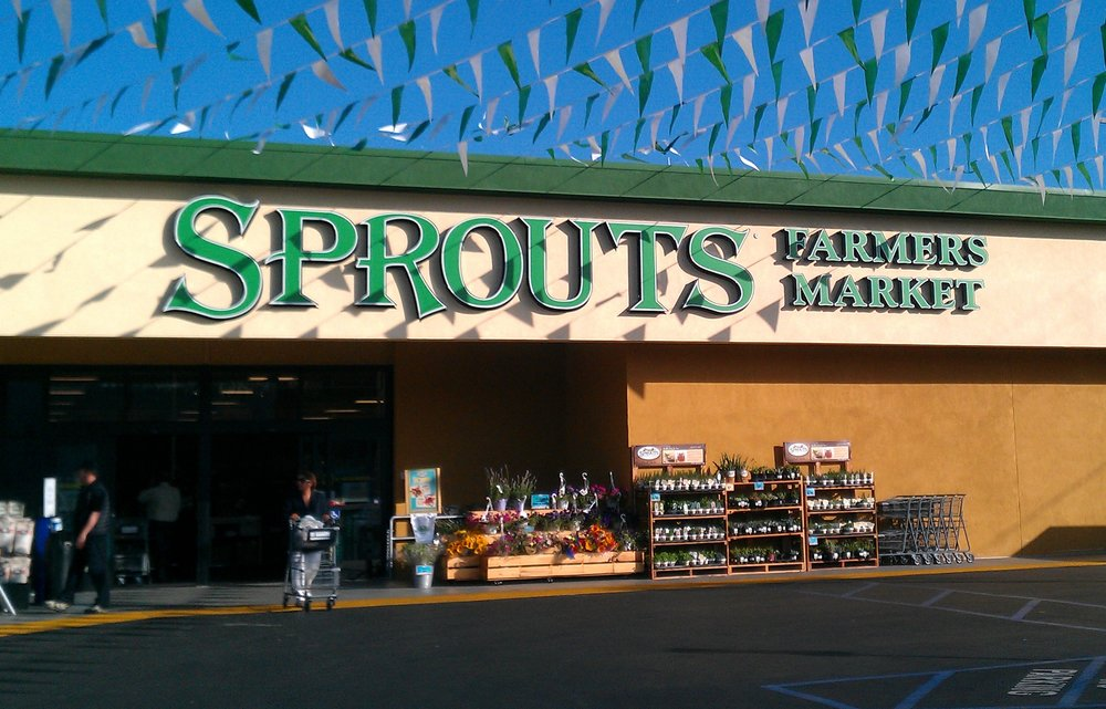 The Sprouts market in west Los Angeles. Wikipedia photo
