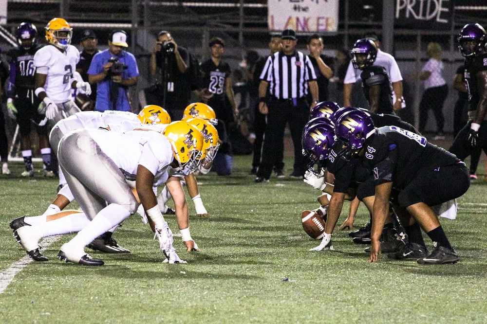 The La Mirada High School Matadors face off against Artesia High School at Ron Yary Field on Nov. 4 at 7 p.m. | Photo: William Odis Martin
