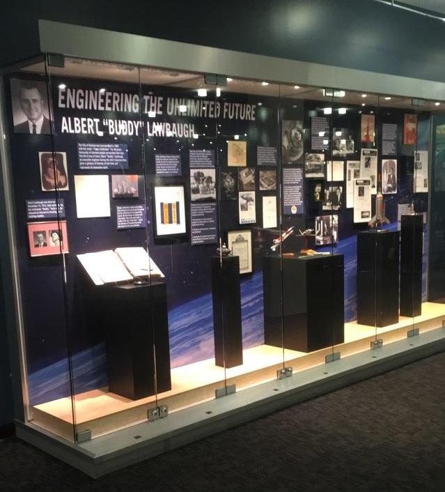 Photo courtesy Columbia Memorial Space Center