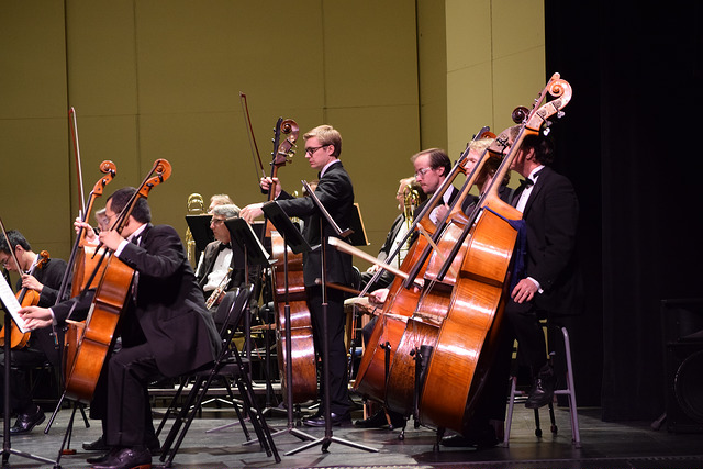 The Downey Symphony is a gem of the community, but its future is uncertain without support from the City Council.Photo by Steve Mansell, DowneyDailyPhotos.com