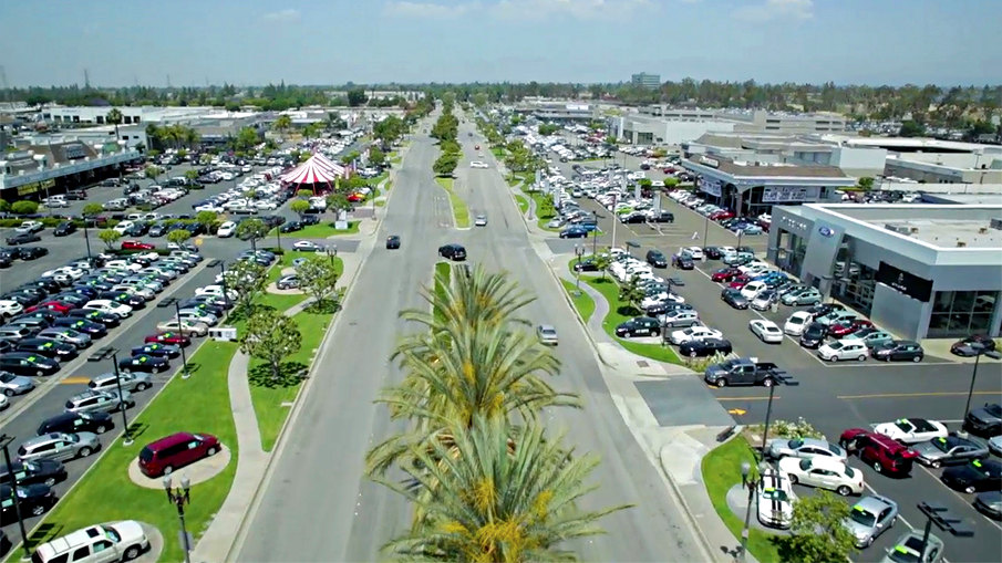 Cerritos Auto Square sold nearly 62,000 vehicles in 2016. Courtesy photo