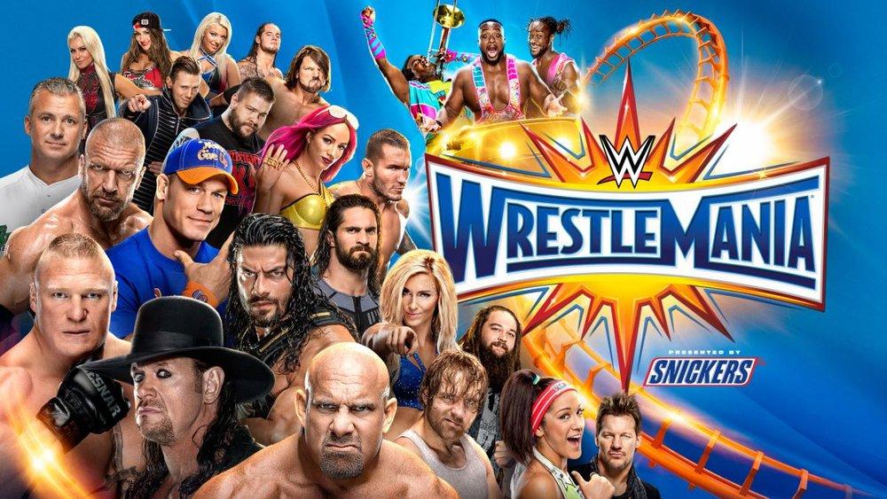 Images courtesy WWE