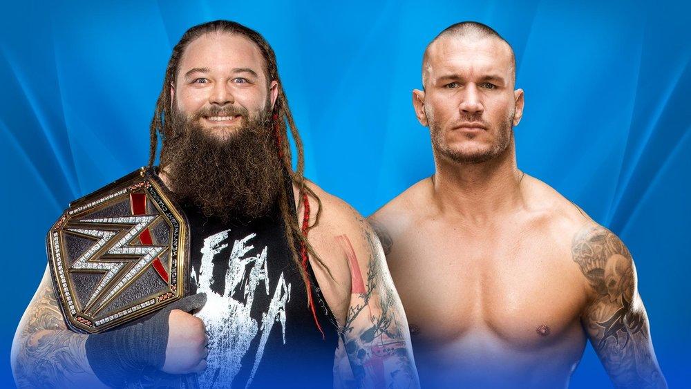 9035dd1854 Randy Orton vs Bray Wyatt (c) for the WWE Championship