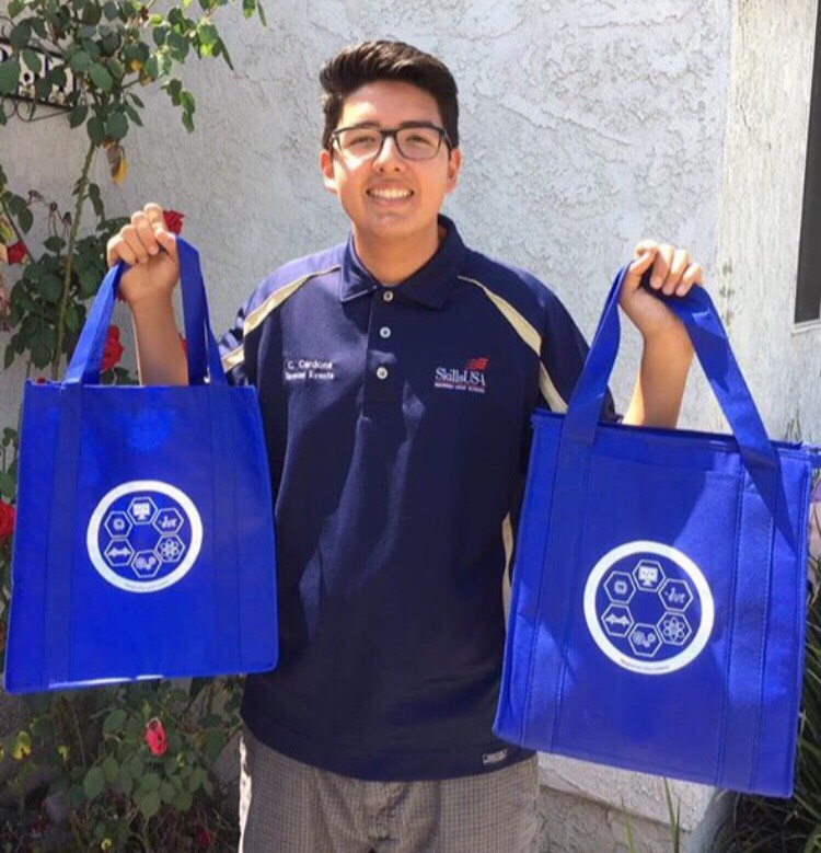 Warren High sophomore Carlos Cardona has been invited to the National Youth Engineers Forum at UC Berkeley.