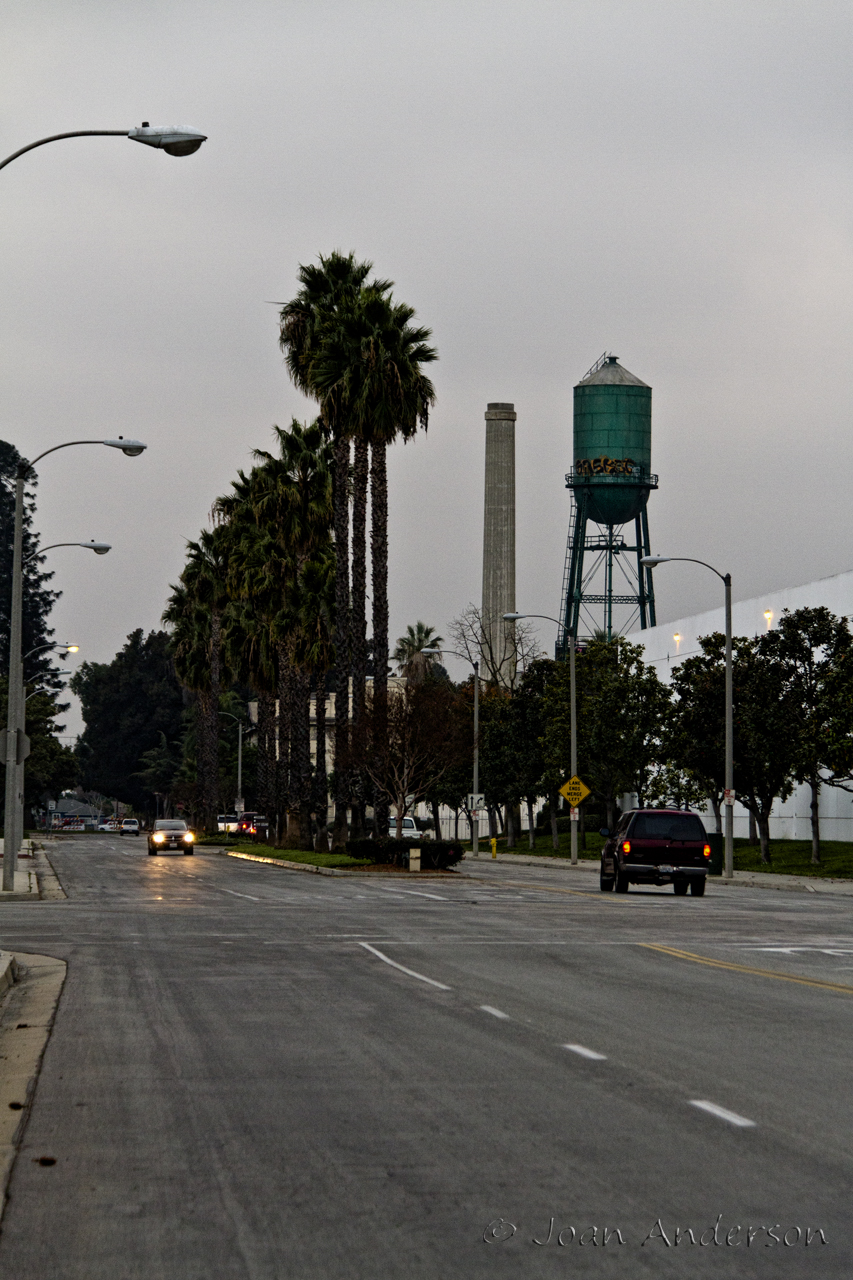 The redevelopment of the south Rancho Los Amigos campus could spur development on Downey's Imperial Highway corridor, officials said. Photo by Joan Anderson, DowneyDailyPhotos.com